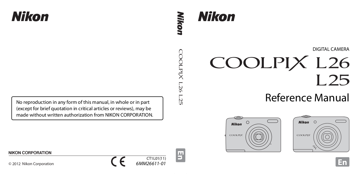 Nikon coolpix l26 camera download instruction manual pdf.