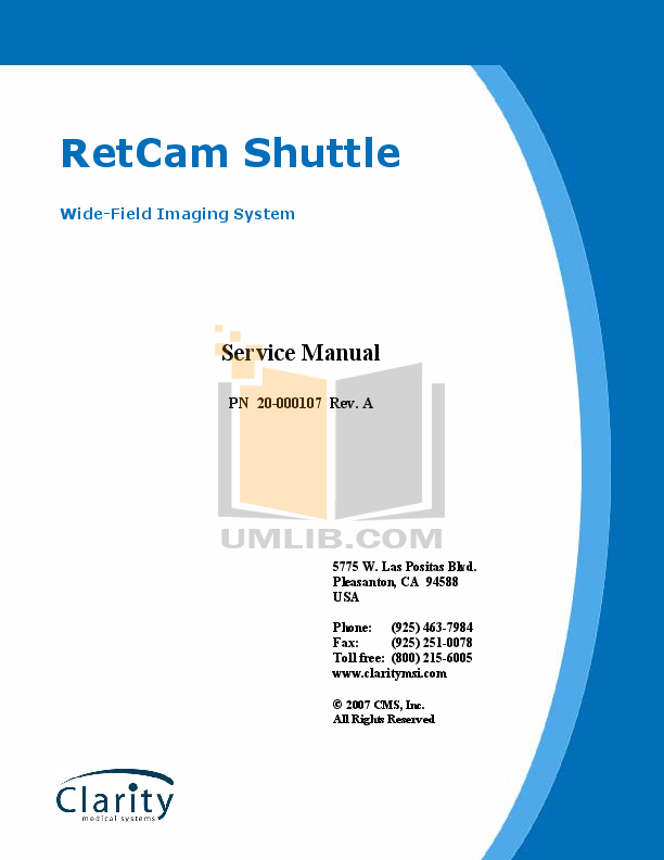 pdf for Clarity Telephone PL100 manual