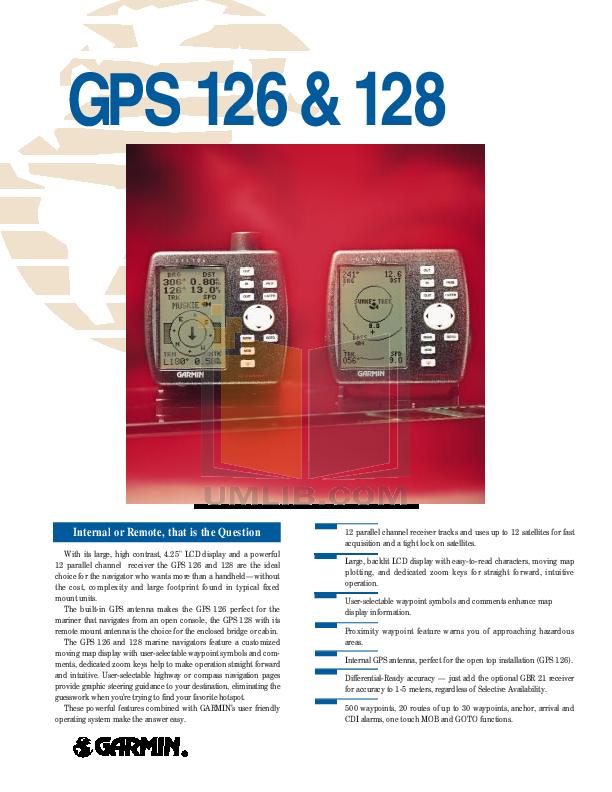 download free pdf for garmin gps 128 gps manual rh umlib com garmin gps 128 manual instrucciones garmin gps 128 manuale italiano
