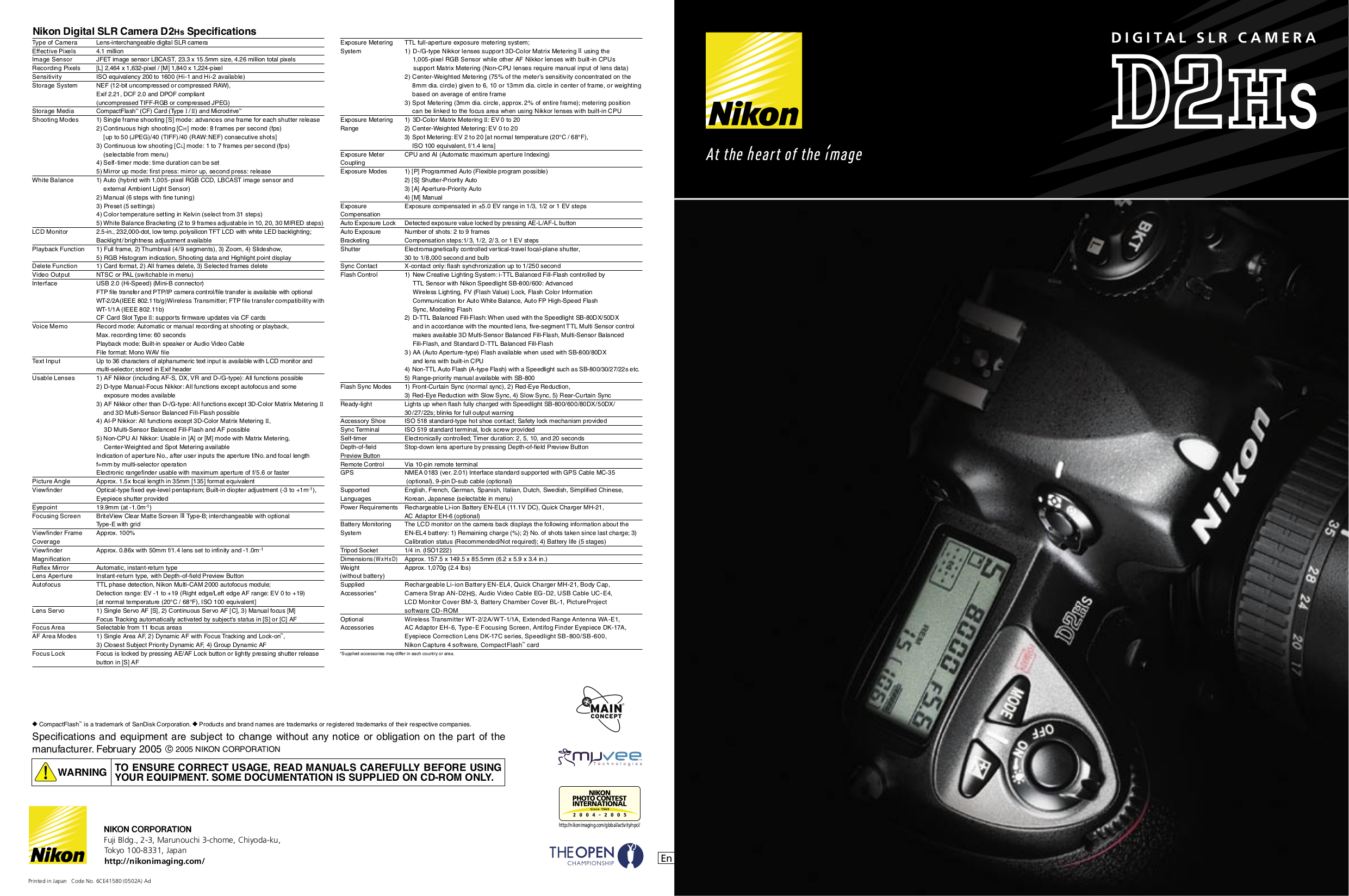 pdf for Nikon Other WT-1A Camera Wireless Transmitter manual
