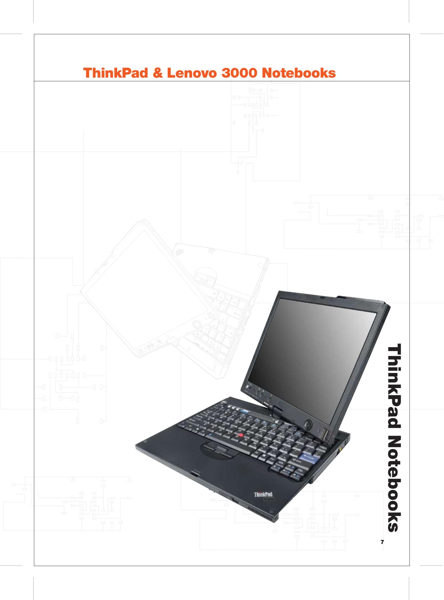 Lenovo Desktop ThinkCentre M55e 6491 pdf page preview