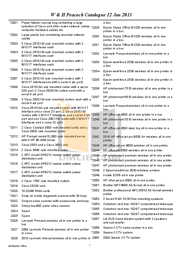 Celestron Other 4060 Microscope pdf page preview