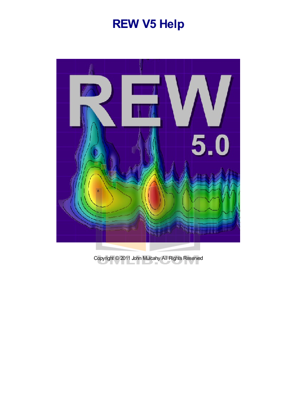 pdf for Crown Other RTA-2 Audio Analyzers manual