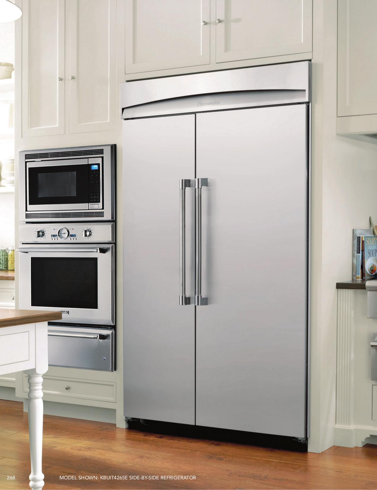 download free pdf for thermador kbuit4855e refrigerator manual rh umlib com thermador refrigerator owners manual thermador french door refrigerator manual