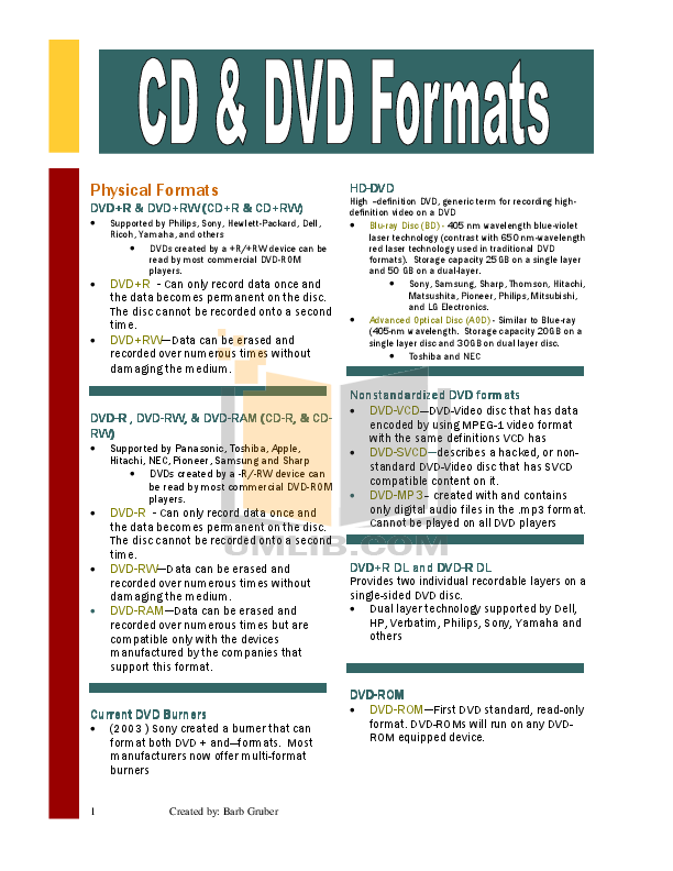 pdf for Califone DVD Players DVD110 manual