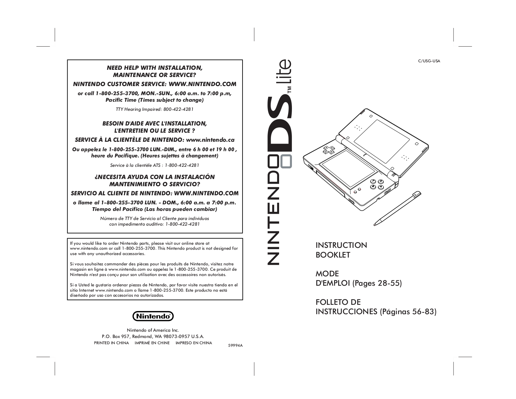 download free pdf for nintendo ds lite game console manual rh umlib com nintendo ds lite manual en español nintendo ds lite manual pdf