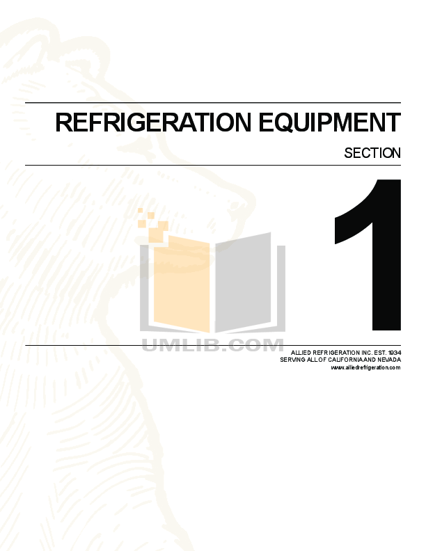 pdf for Breezaire Refrigerator WKE6000 manual