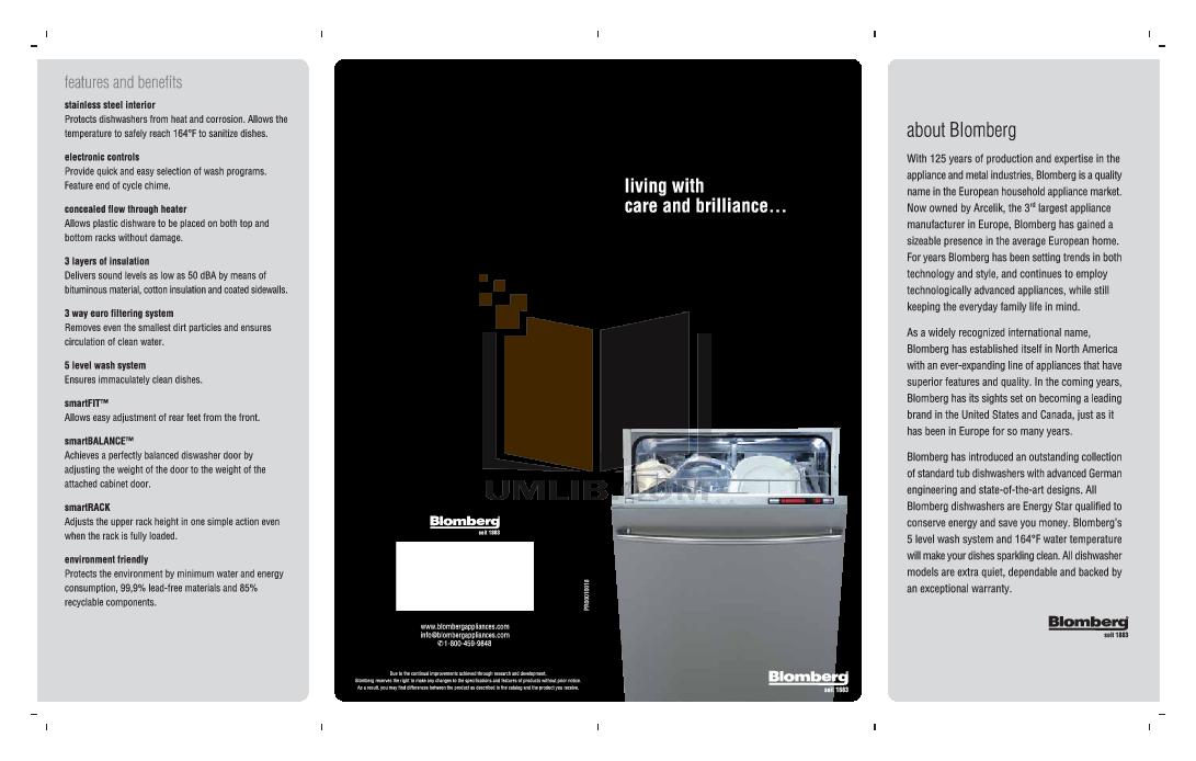 download free pdf for blomberg dw35140 dishwasher manual rh umlib com blomberg dishwasher instruction manual blomberg dishwasher support