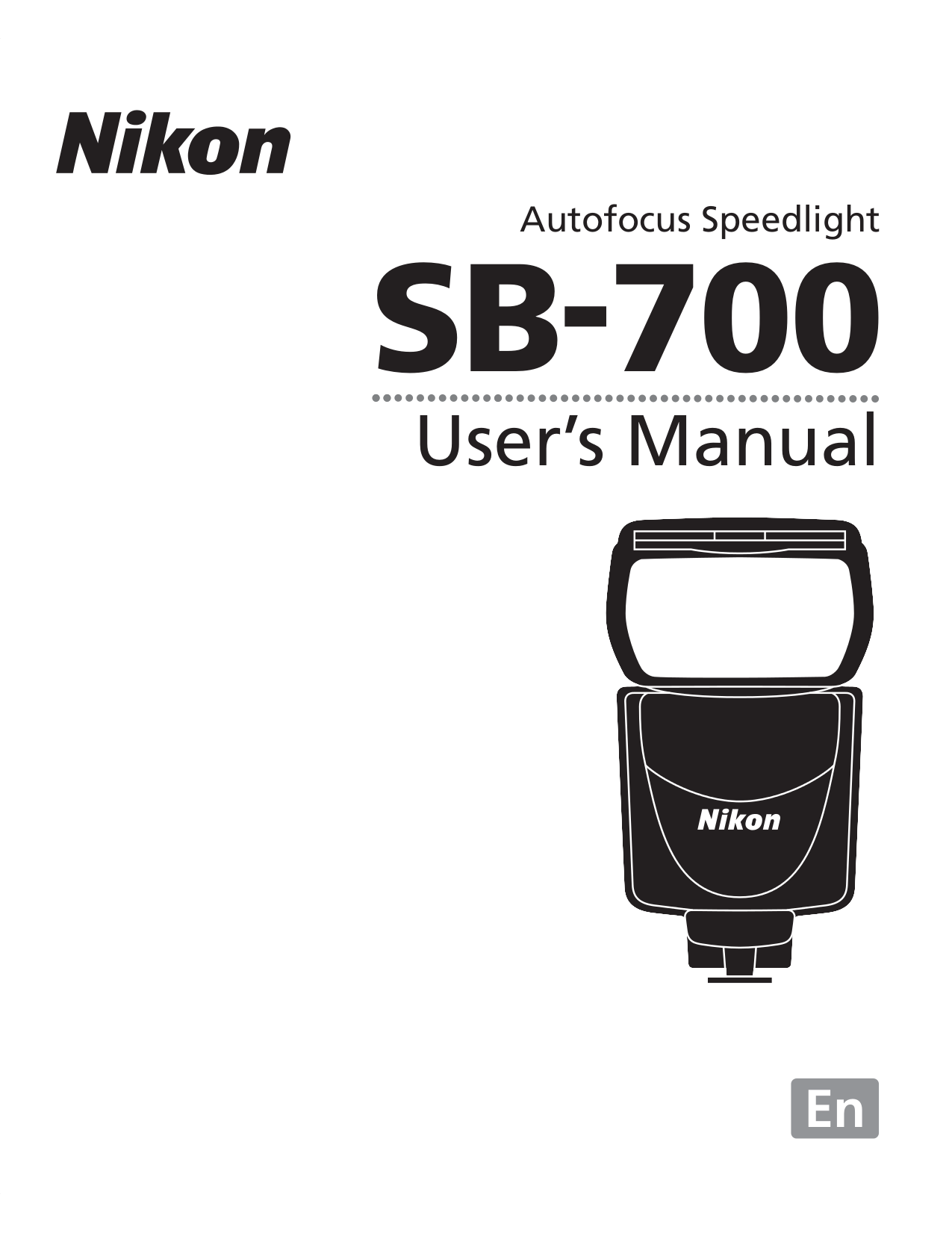 pdf for Nikon Other SB-28DX Camera Speedlights manual