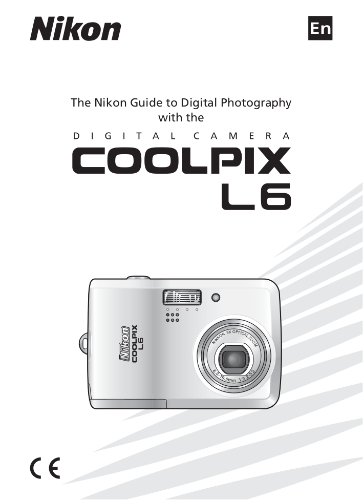 download free pdf for nikon coolpix l6 digital camera manual rh umlib com nikon coolpix l1 manual nikon coolpix s6 manual