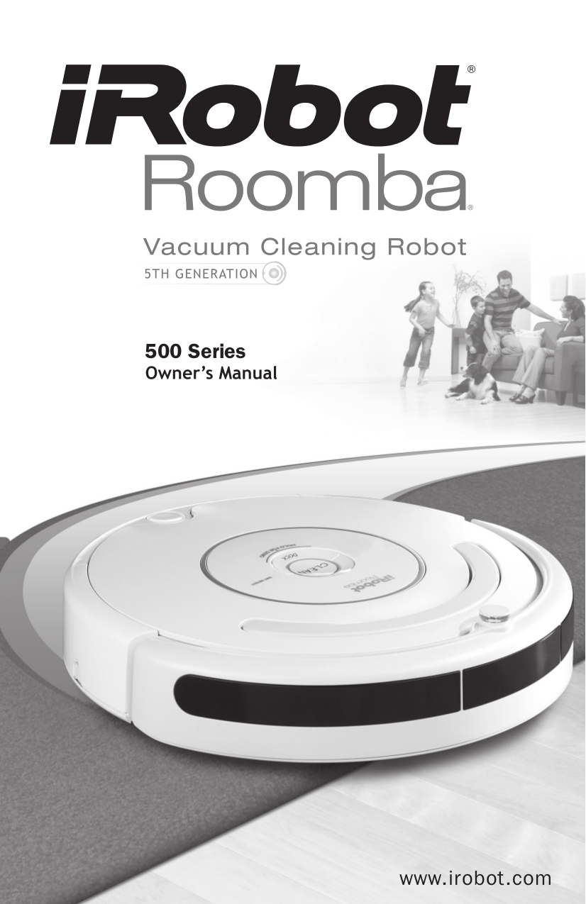 irobot roomba 650 manual pdf