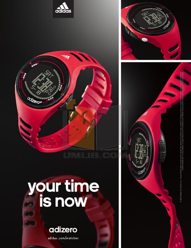 59 adidas watches manual, adidas watches instruction manual.