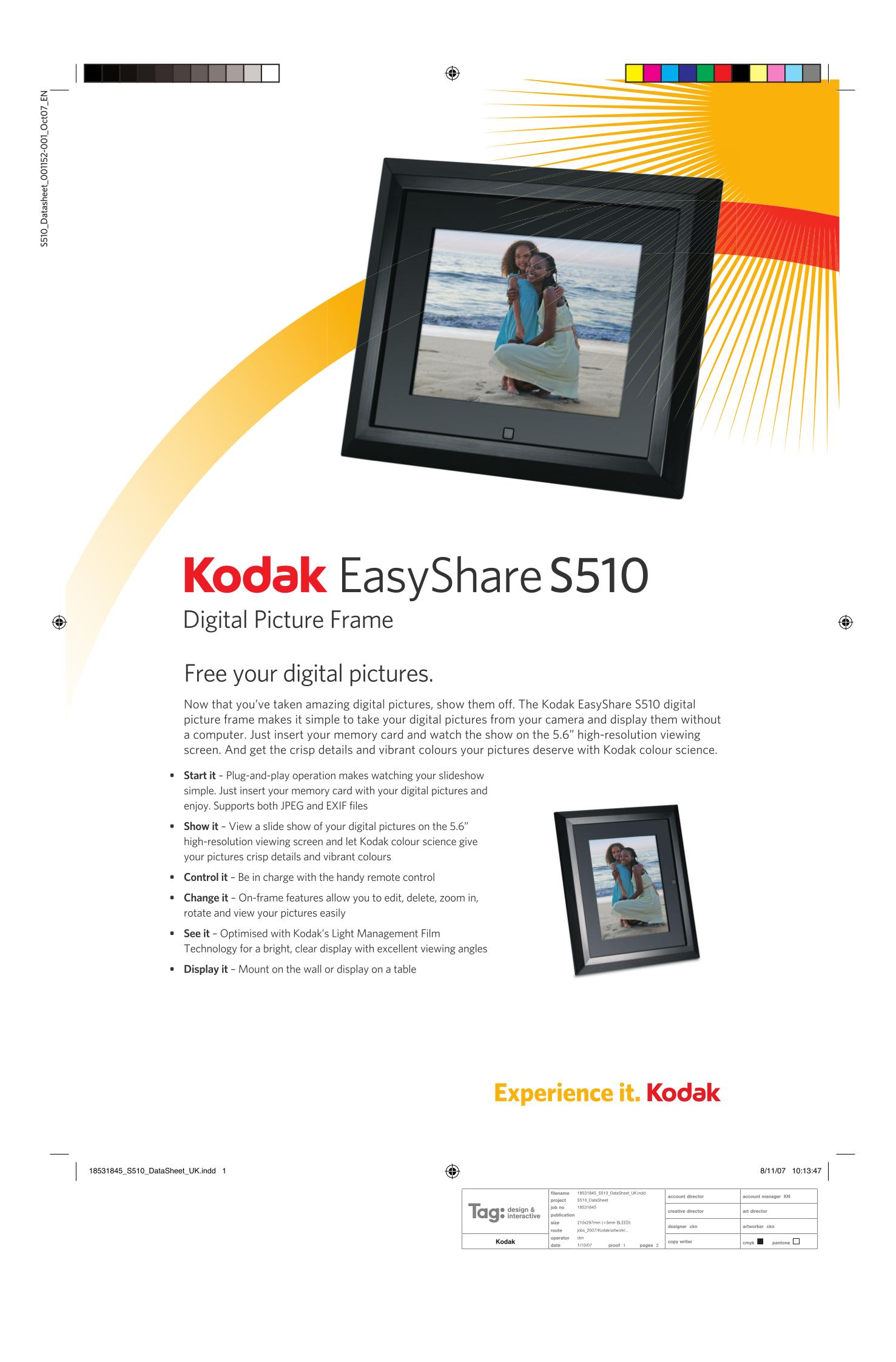 digital photo frame manual pdf