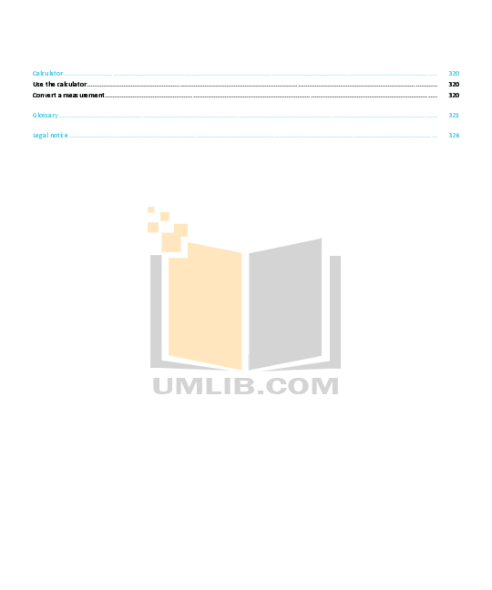 Blackberry Cell Phone Curve 9370 pdf page preview