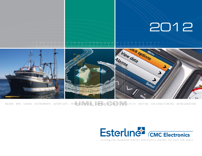 pdf for Furuno Other 1722 Marine Radar manual