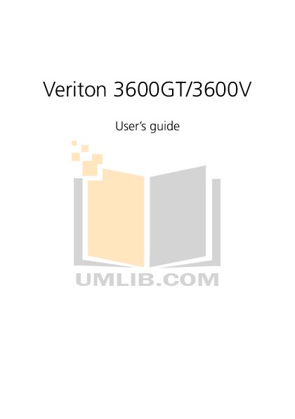 pdf for Acer Desktop Veriton 3600GT manual