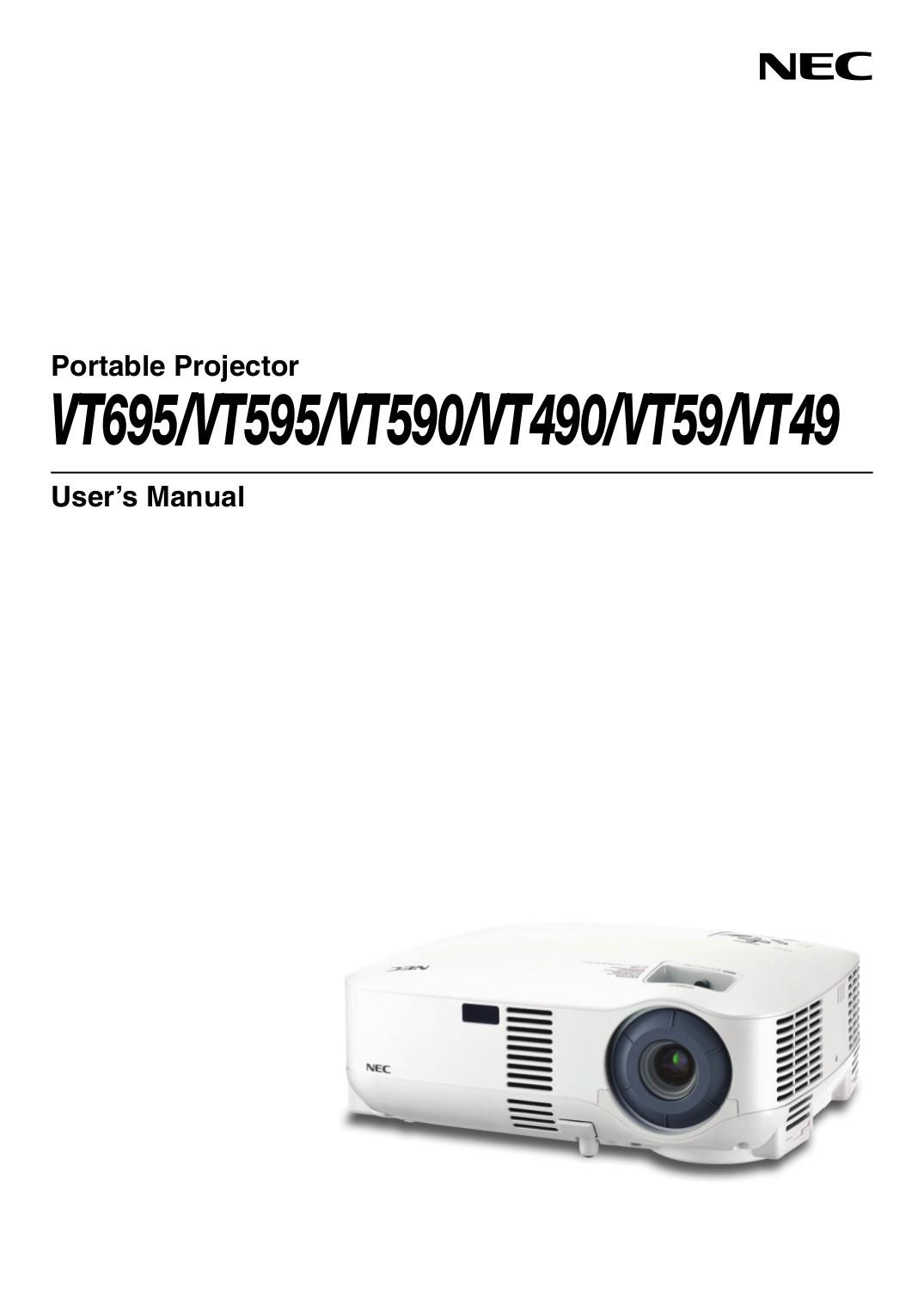 Nec vt59 projector user manual usermanuals. Tech youtube.