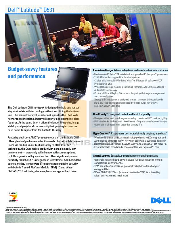 Dell latitude d531 laptop download instruction manual pdf.
