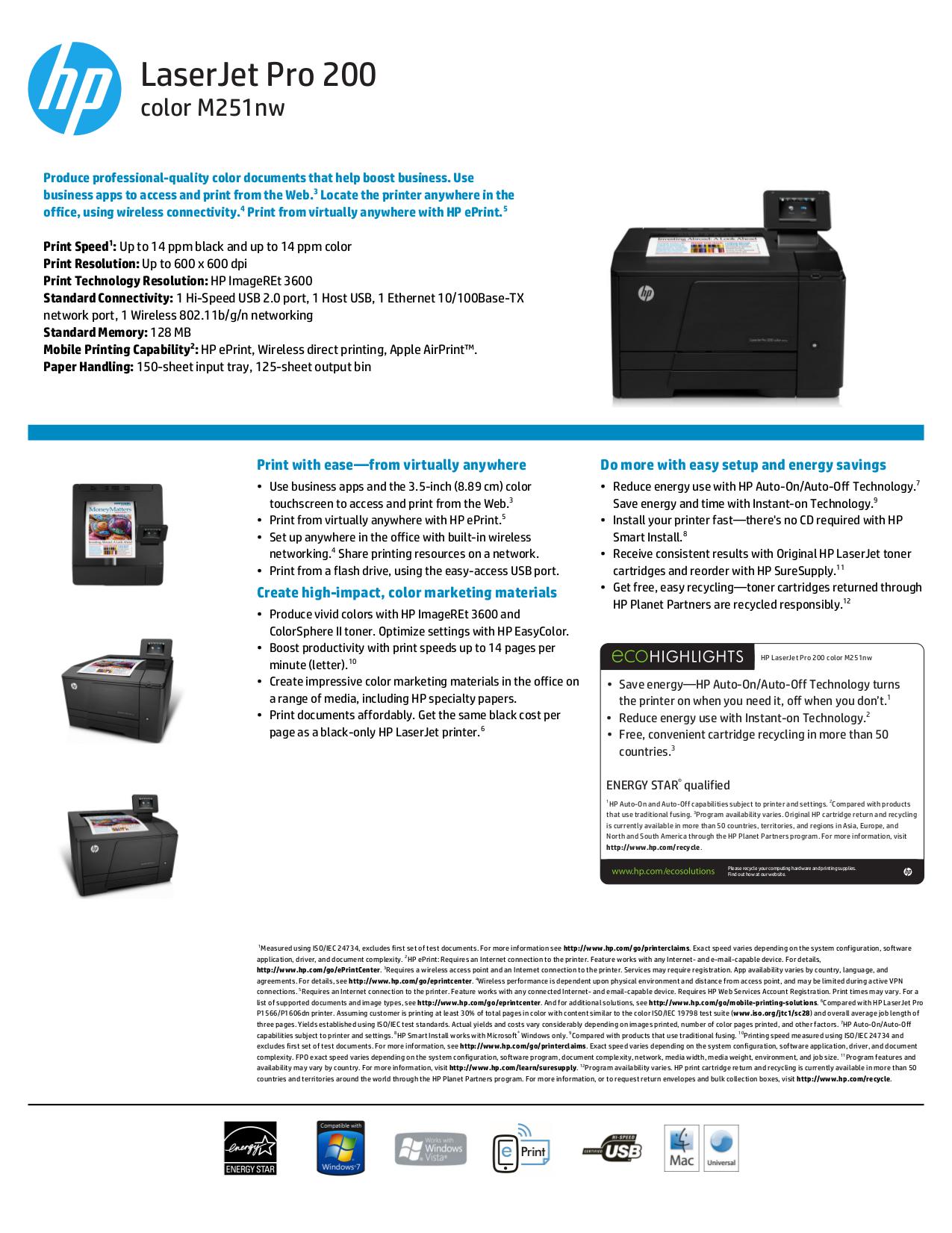 Download free pdf for HP Laserjet,Color Laserjet Pro P1606DN