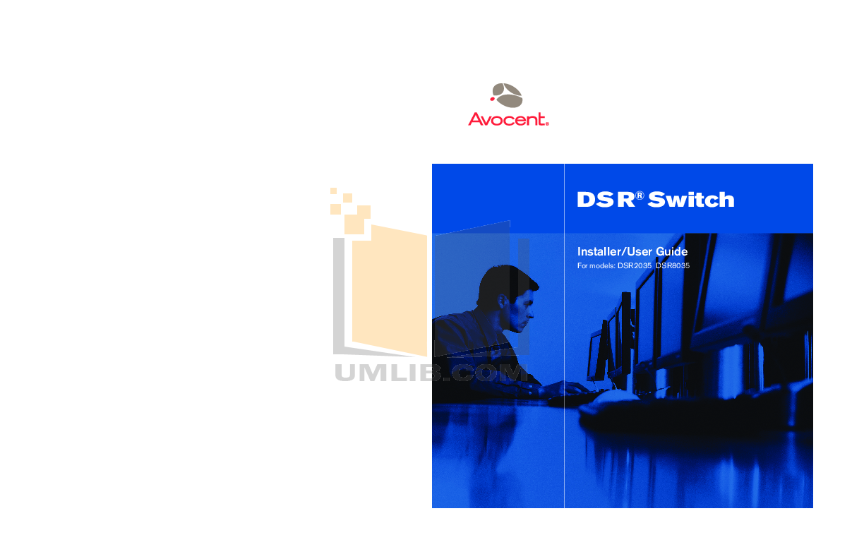 download free pdf for avocent dsr series dsr2035 switch manual rh umlib com User Guide Icon User Guide Template