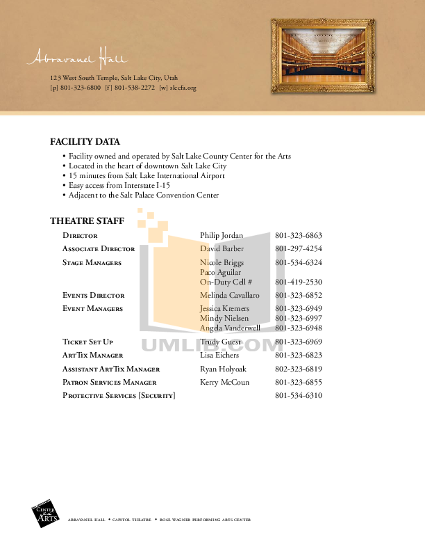 pdf for Eaw Speaker System JF260e manual