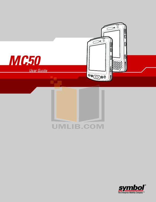 Franklin PDA WM-1055 pdf page preview
