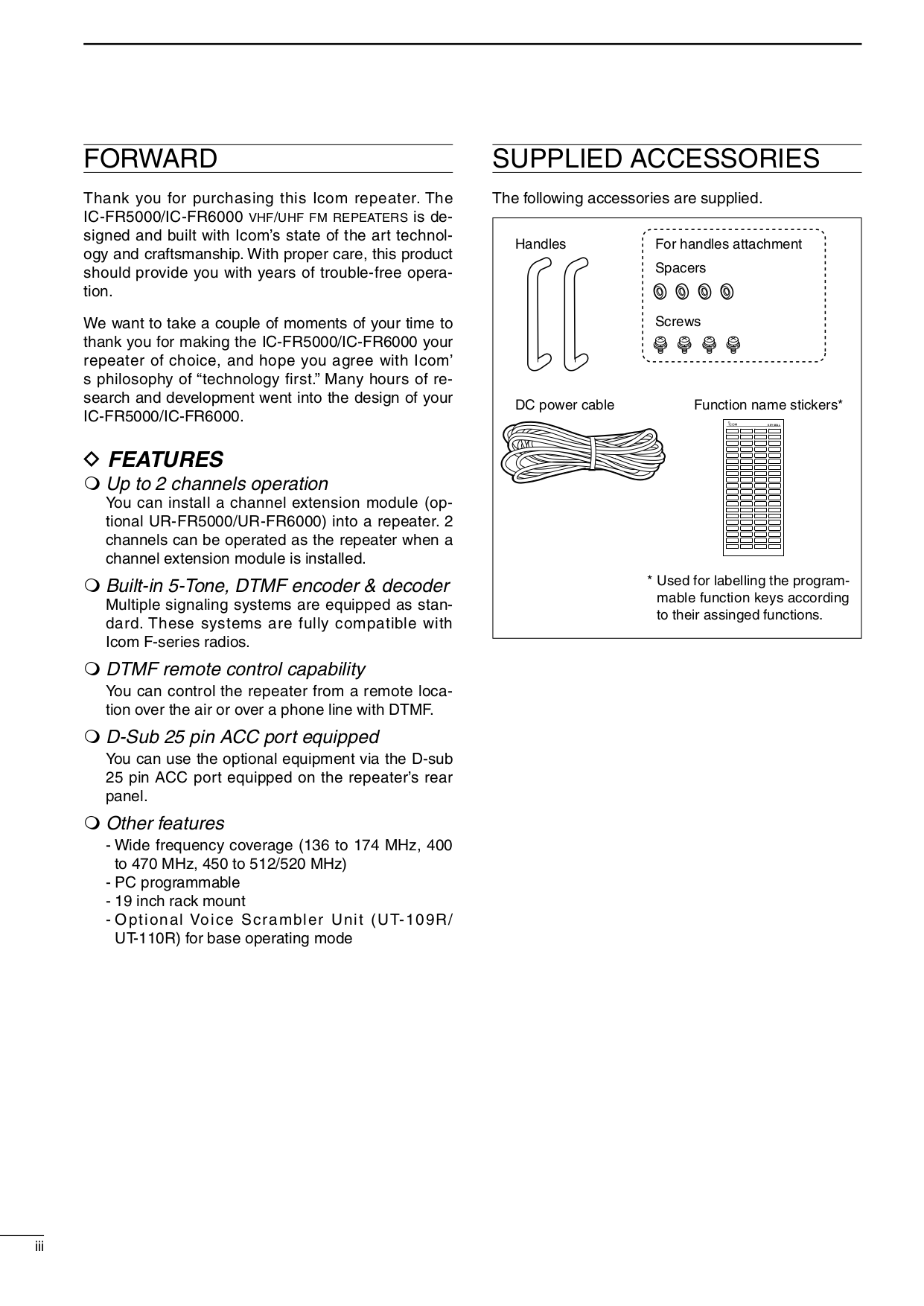 ... Roland Speaker MA-1EX pdf page preview ...