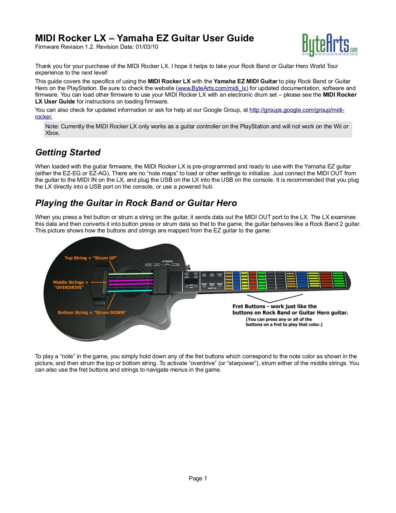 download free pdf for yamaha ez ag guitar manual. Black Bedroom Furniture Sets. Home Design Ideas
