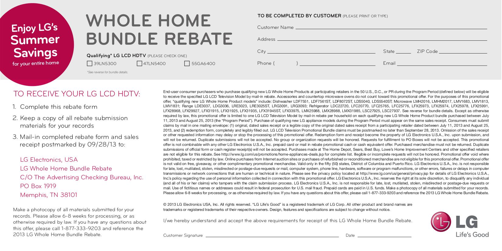 LG Refrigerator LFX25978 pdf page preview
