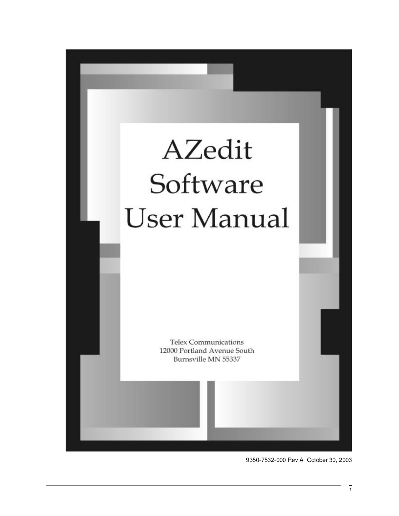pdf for Telex Other KP-98-7 IntercomSystem manual