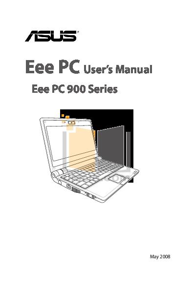 download free pdf for asus eee pc 900 laptop manual rh umlib com Asus Eee PC 900 Manual Asus Eee PC 900 Specifications