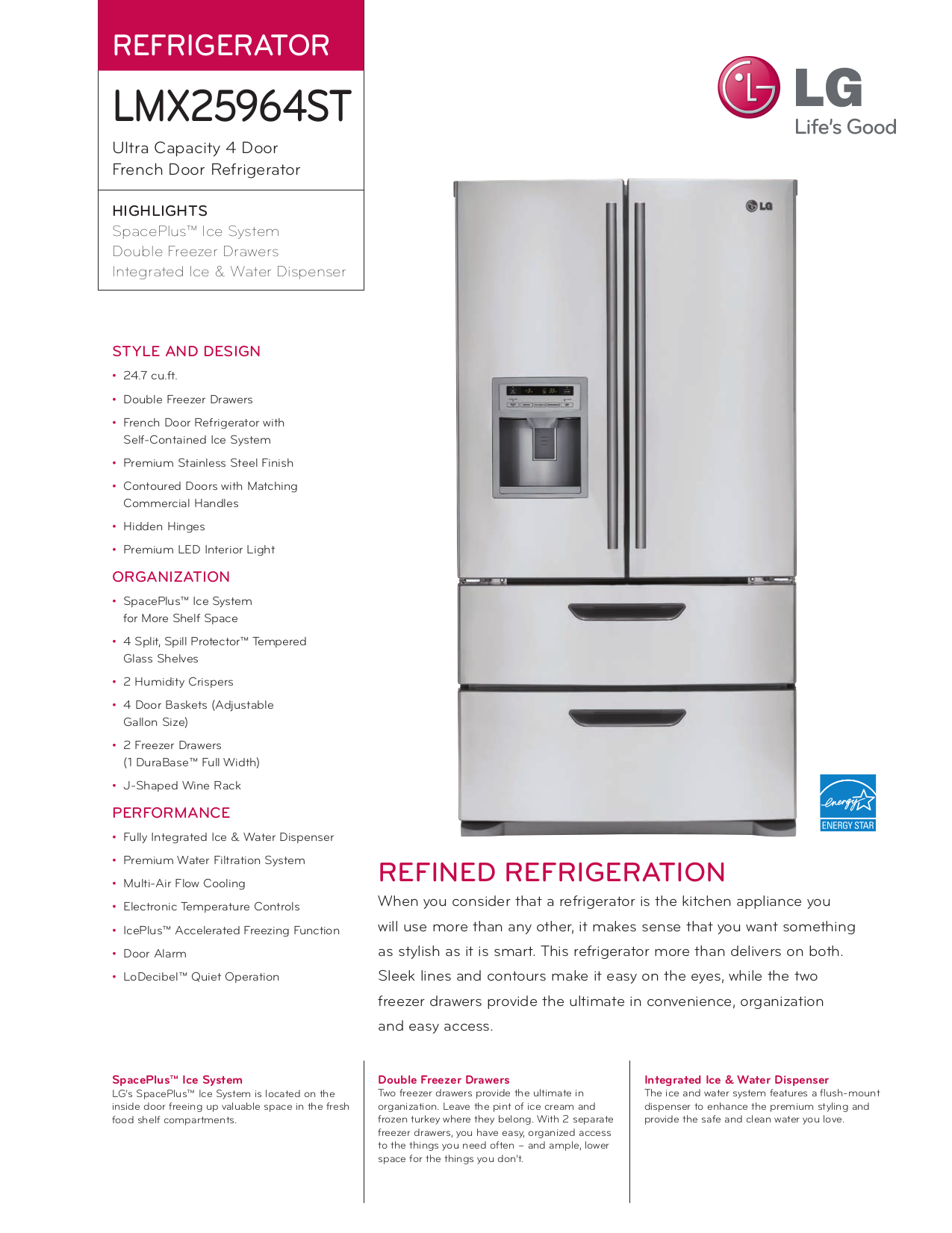 download free pdf for lg lmx25964st refrigerator manual rh umlib com lg appliances manual for wm2101hw lg refrigerator manual lfxc24726s