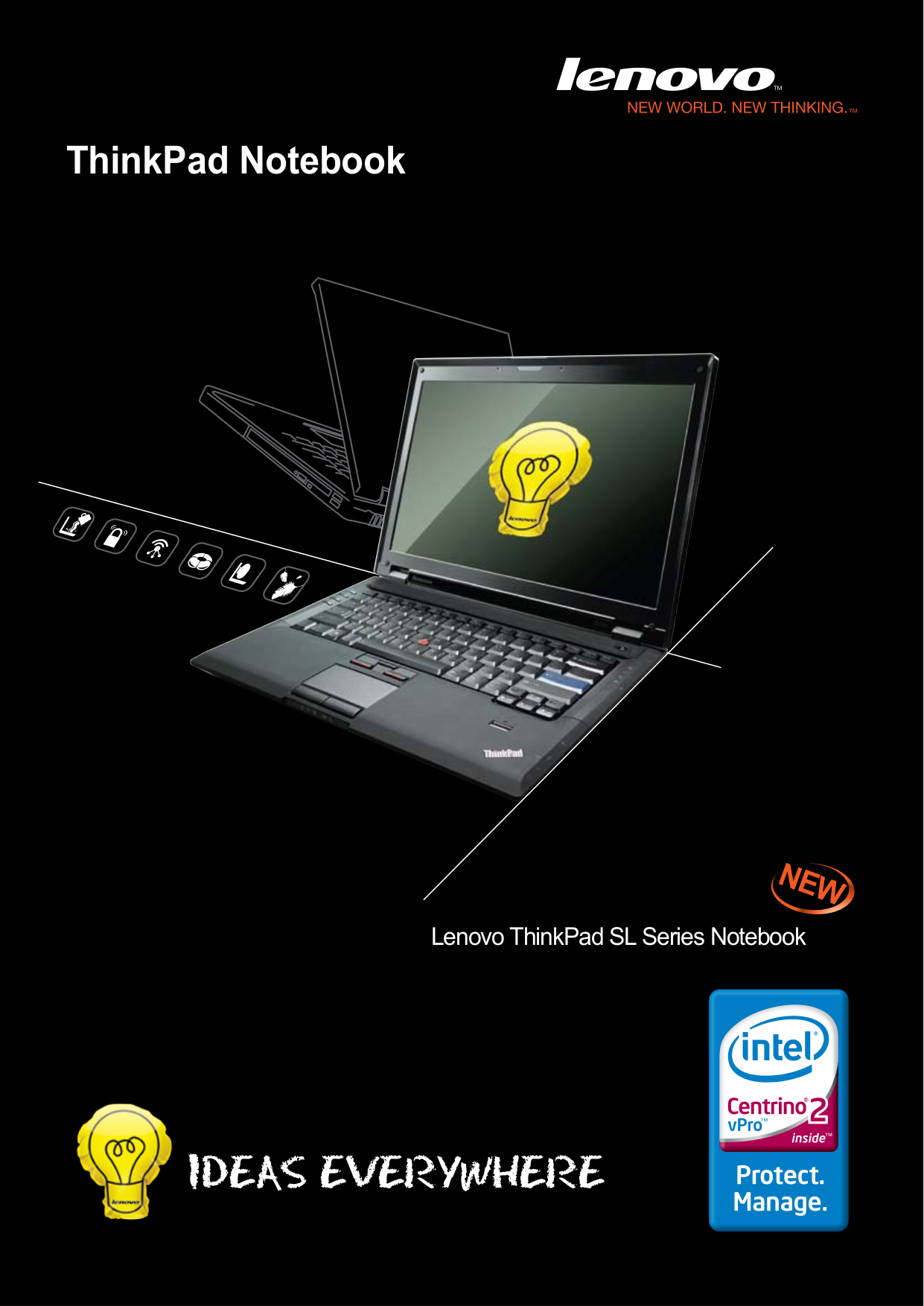 IBM Laptop ThinkPad 600 pdf page preview