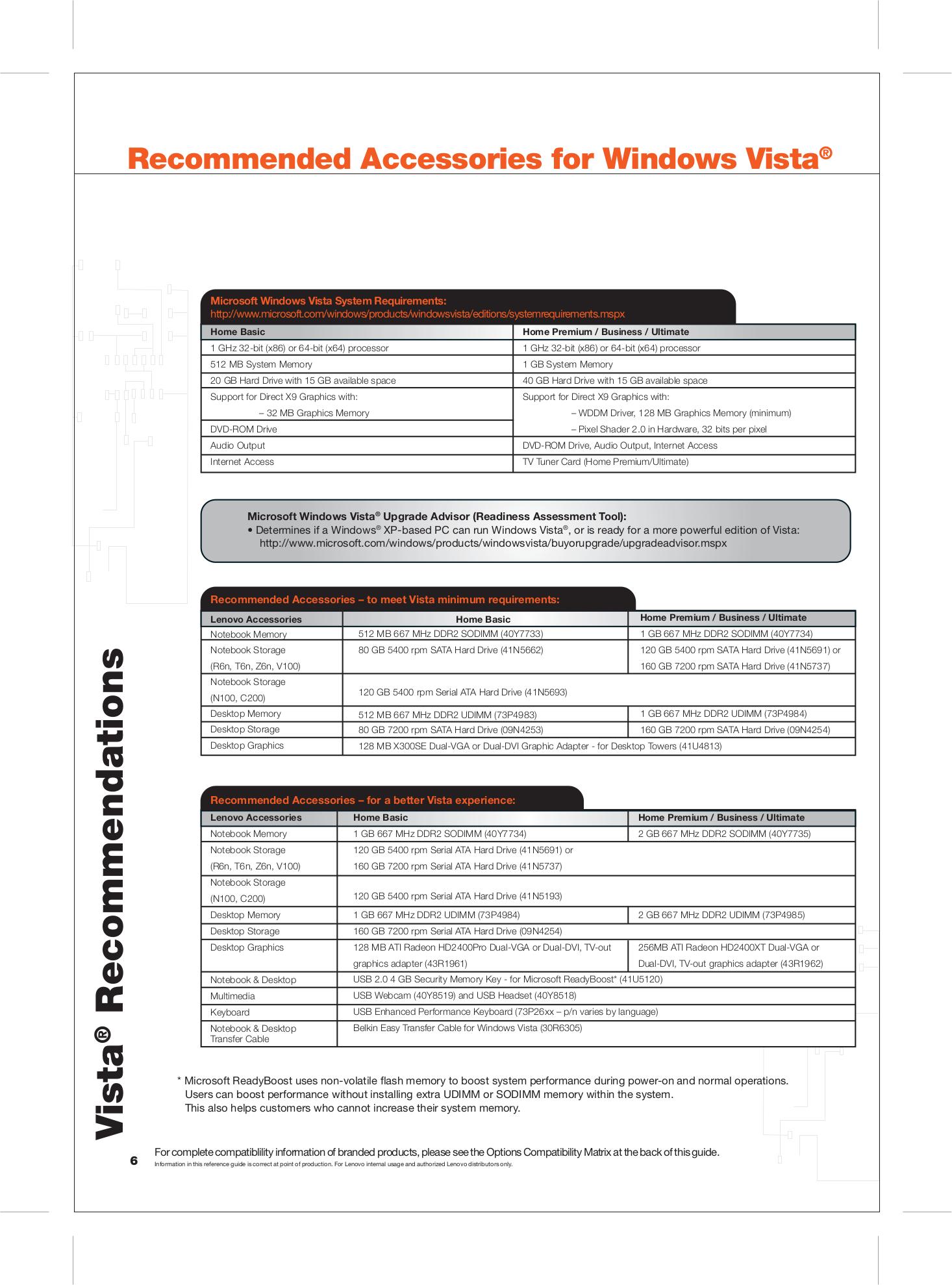 Lenovo Desktop 3000 J205 9686 pdf page preview