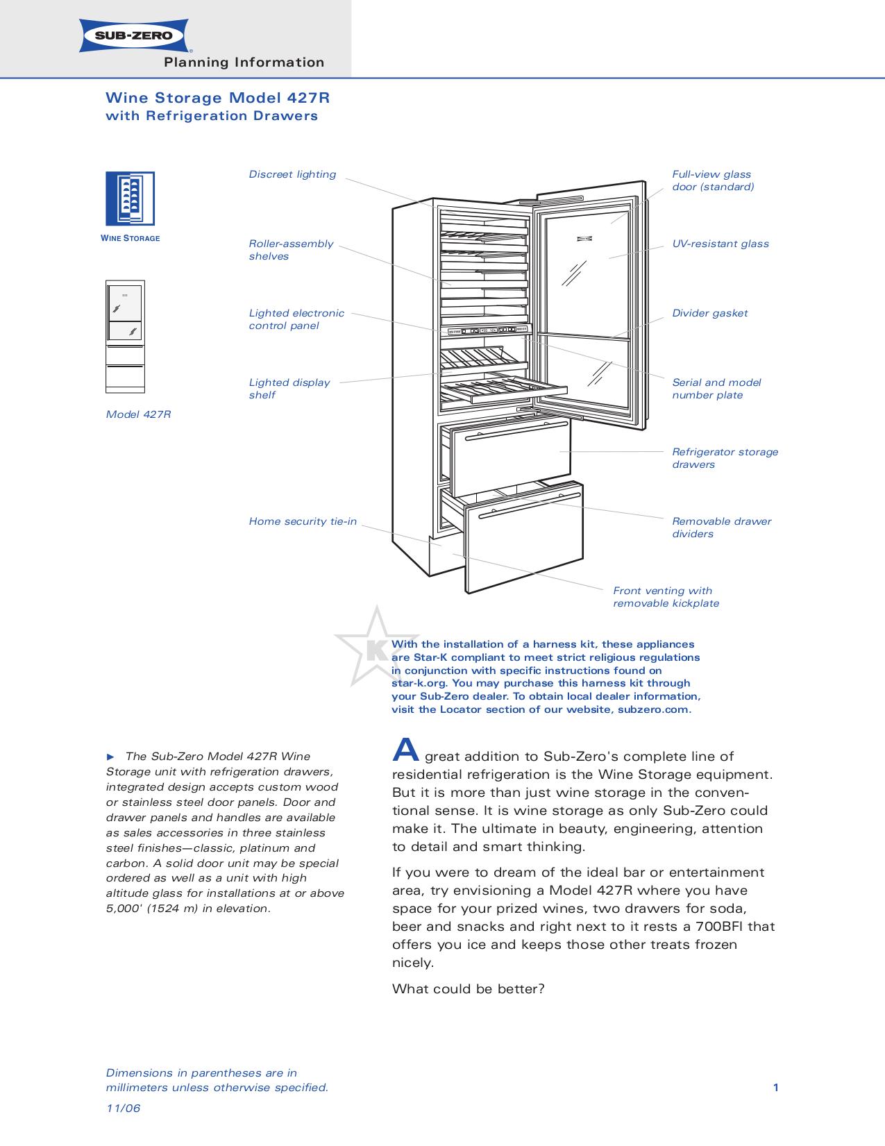 sub zero refrigerator manual image of refrigerator imagestr co rh imagestr co sub zero 3211rfd refrigerator manual sub zero refrigerator manual 650