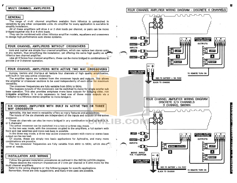 Pleasant Hifonics Brutus Amp Wiring Diagram Basic Electronics Wiring Diagram Wiring Digital Resources Honesemecshebarightsorg