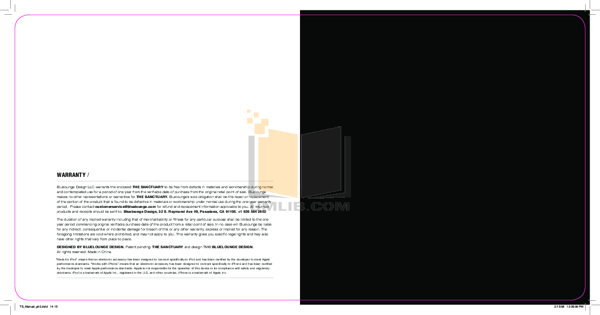 Excalibur Game Console 336 pdf page preview