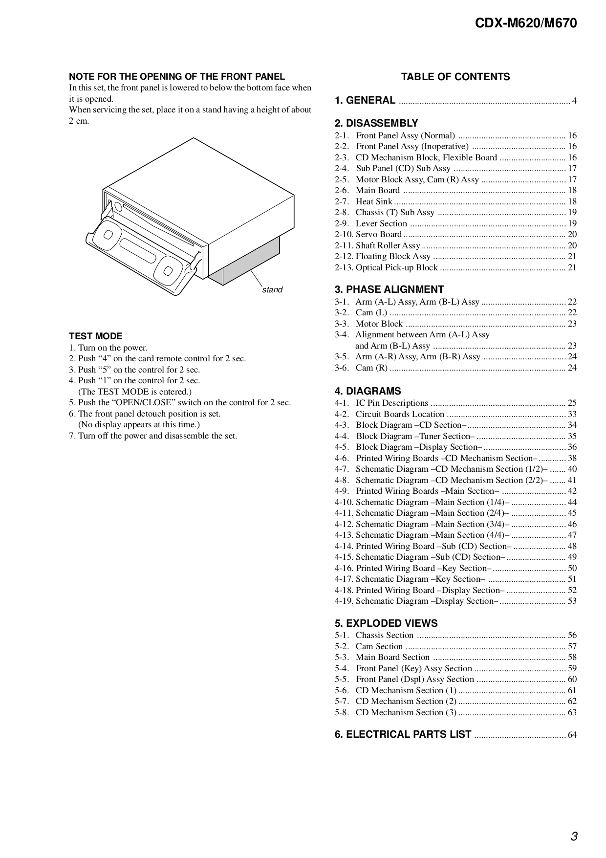 pdf manual for sony car receiver cdx m750 sony car receiver cdx m750 pdf page preview