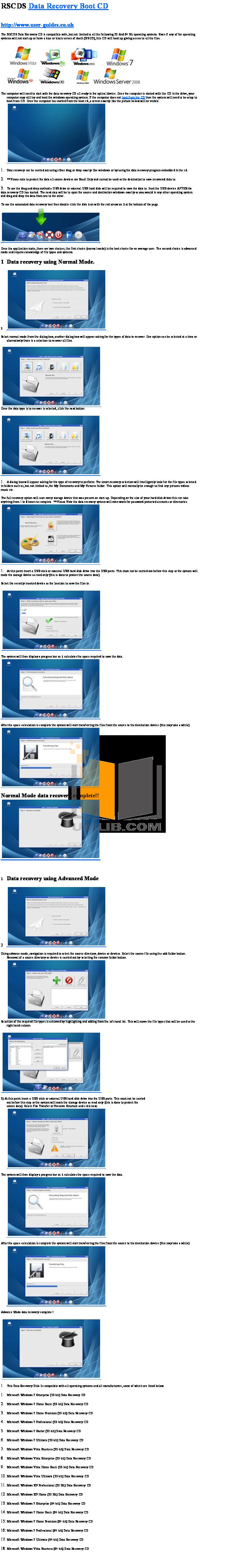 pdf for HP Desktop Compaq Presario,Presario SR5610F manual