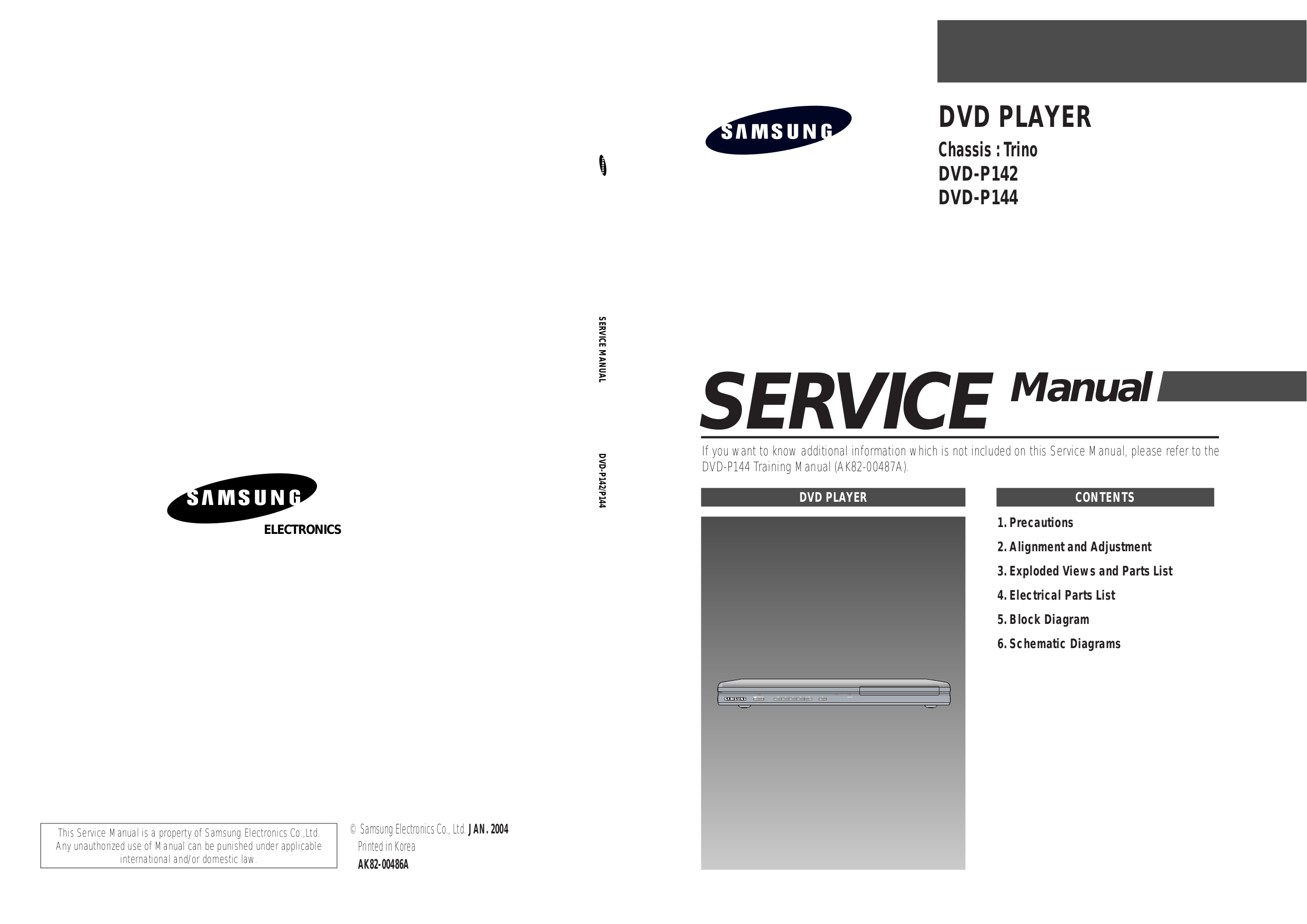 pdf for Toshiba DVD Players D-KR10 manual