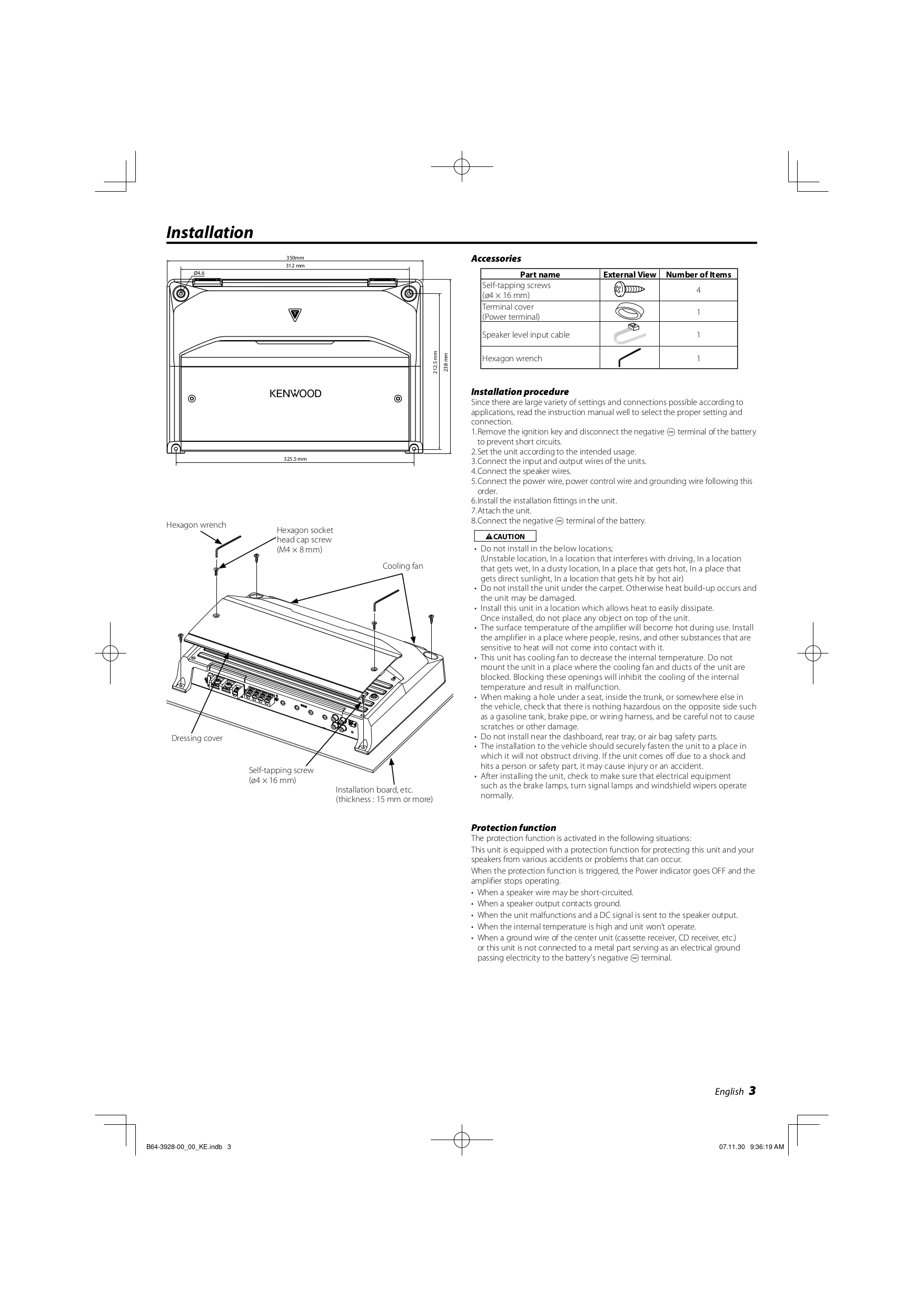 pdf manual for kenwood car amplifier kac 7204 rh umlib com