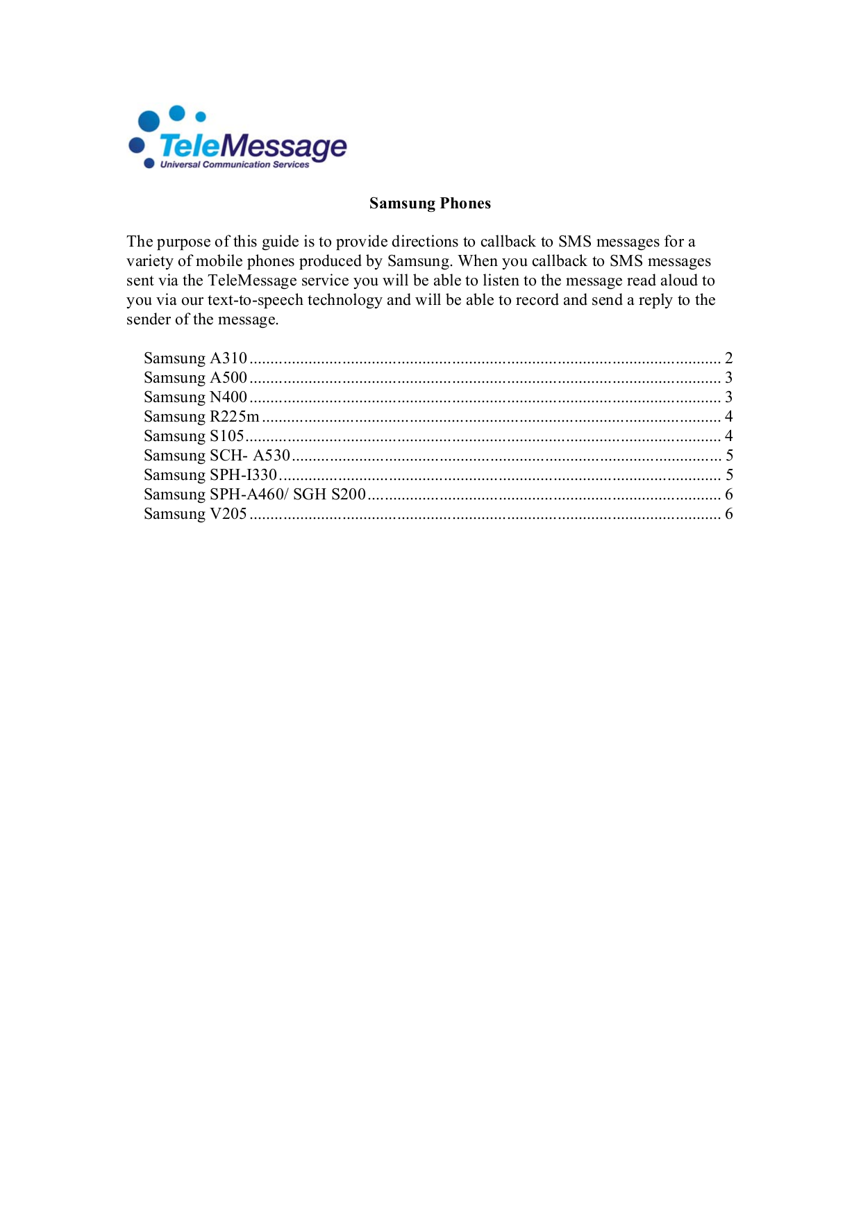 pdf for Samsung Cell Phone SCH-A530S manual