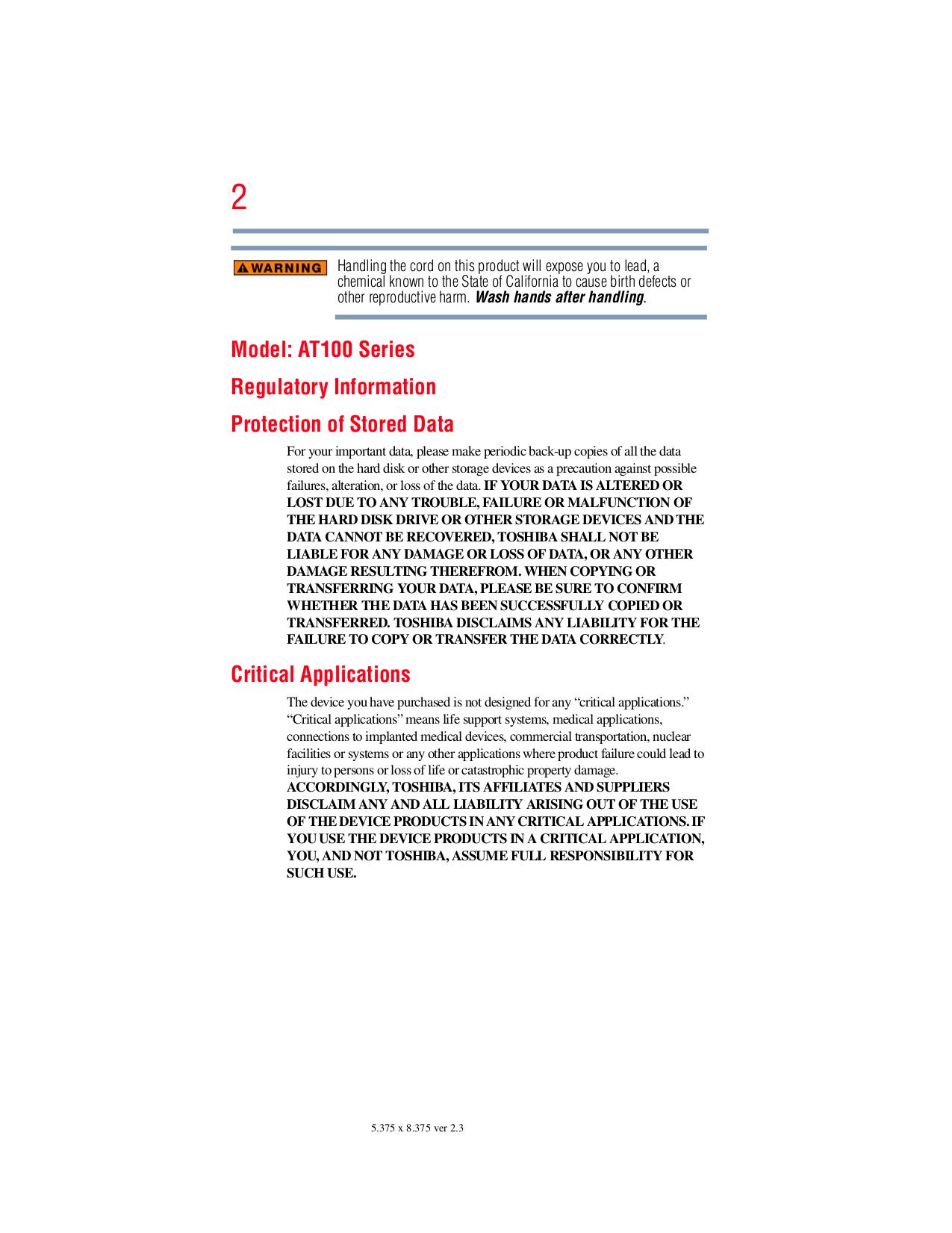 pdf manual for toshiba tablet thrive 10 1 8gb rh umlib com Toshiba Thrive Parts List Toshiba Thrive Tablet