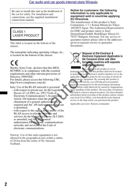 Sony Bt3900u Manual Xplod Car Stereo Wiring Diagram As Well Ecg Block Machine Array Pdf For Receiver Mex Rh Umlib Com