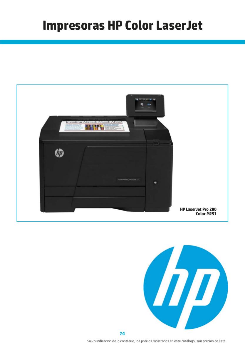pdf for HP Printer Laserjet,Color Laserjet Pro CP5225n manual