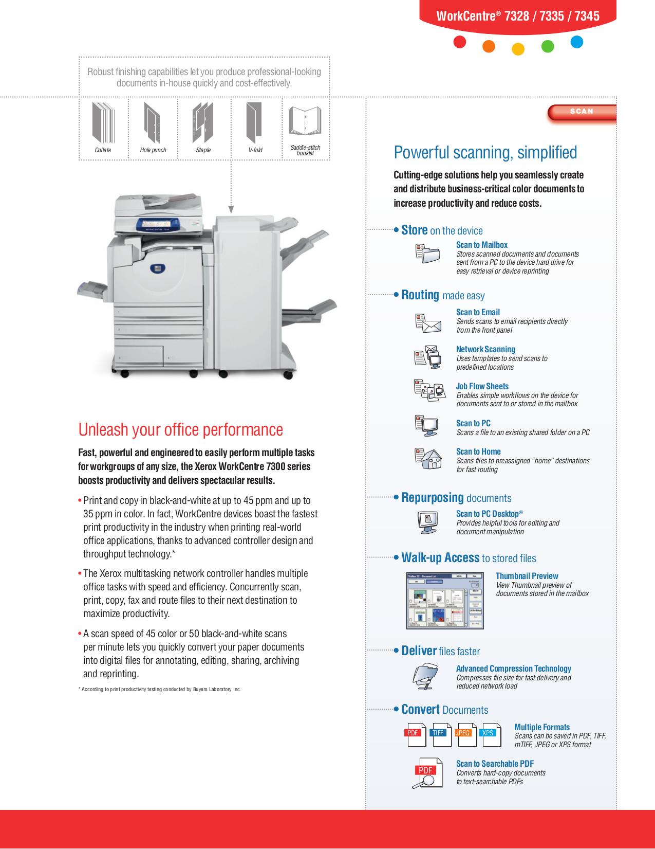 pdf manual for xerox multifunction printer workcentre 7345 rh umlib com xerox 7345 manual pdf xerox workcentre 7345 manual