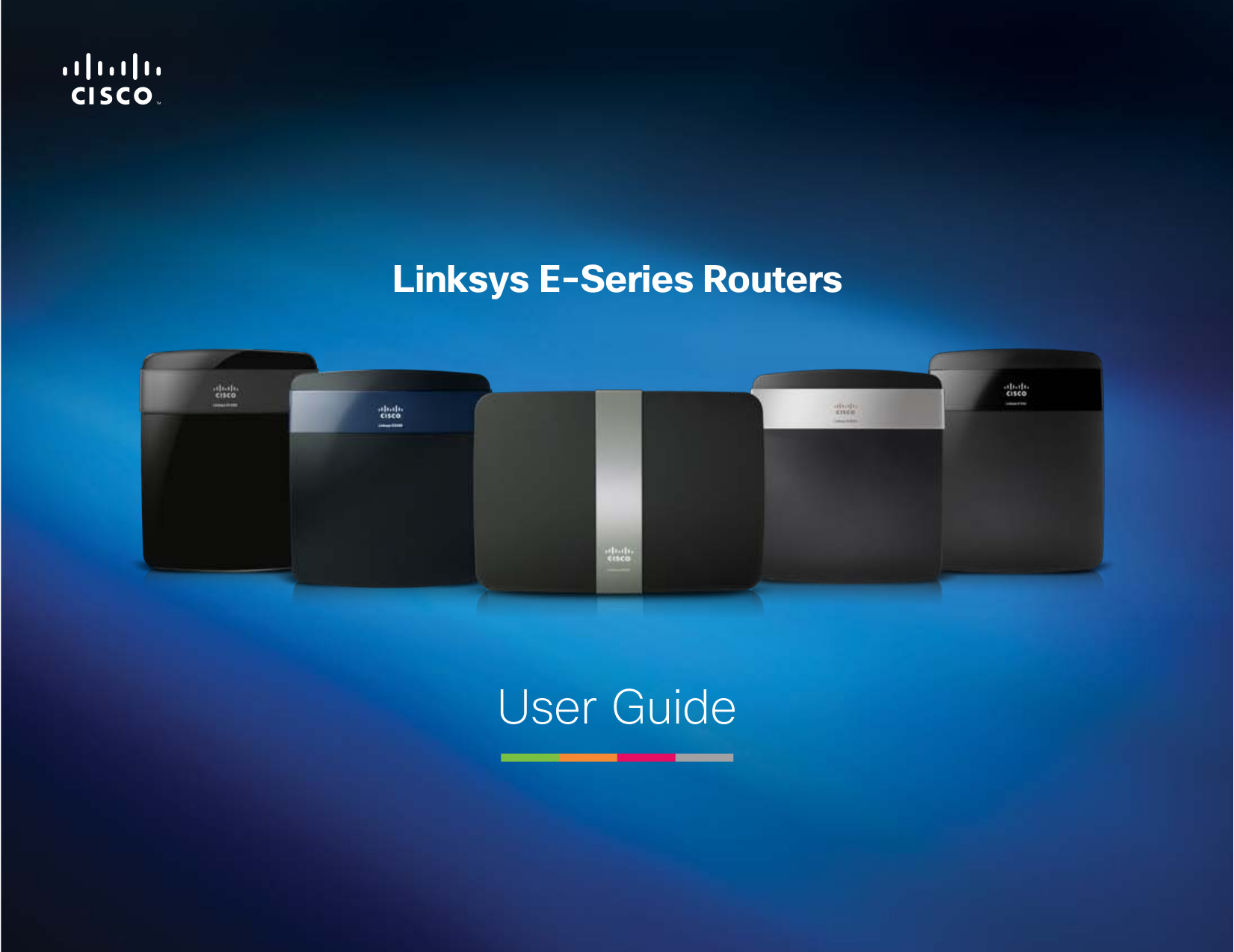 Download free pdf for Linksys E4200 Wireless Router manual