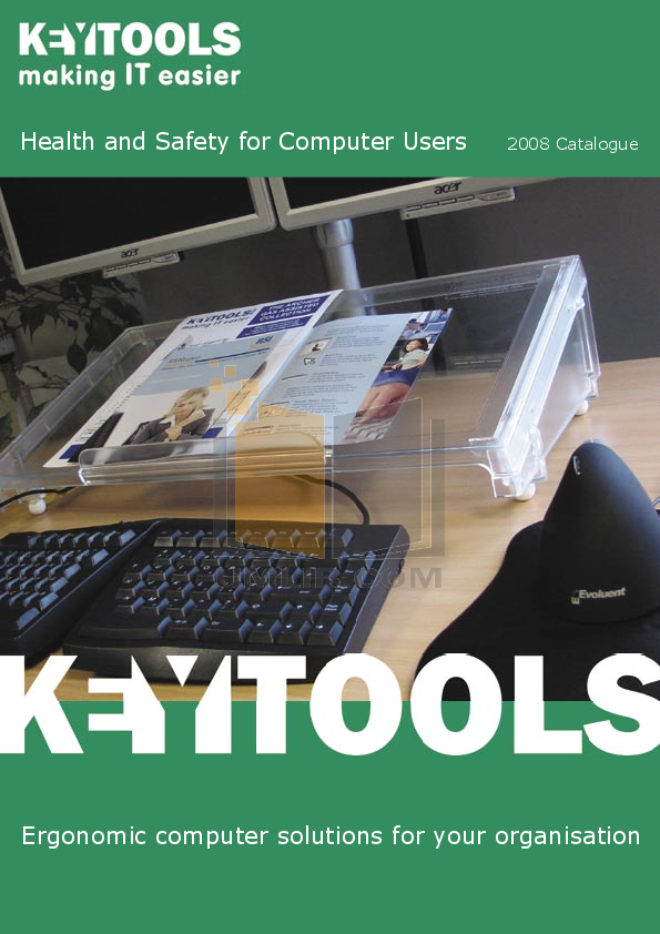 PDF manual for Gyration Keyboard Air Mouse GO Plus