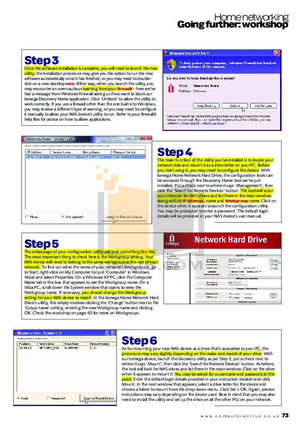 PDF manual for D-link Other DSM-G600 Wireless Network Storage Enclosures