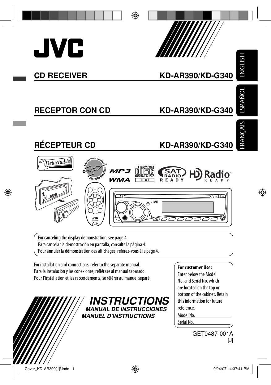 KD-G446.pdf-0 Jvc Kd G Wiring Diagram on